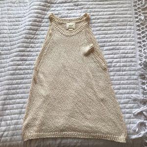 Kntit sleeveless sweater